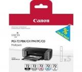 toner e cartucce - PGI-72multi1 5 cartucce PGI-72: PBK +GY +PM +PC +CO
