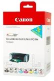 toner e cartucce - CLI-42multi 8 cartucce CLI-42: BK +C +M +Y +GY +PC