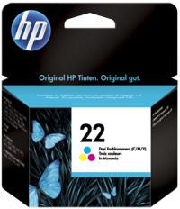 Hp c9352ae cartuccia colore 160 pagine
