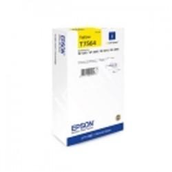 Epson C13T756440 Cartuccia d'inchiostro giallo 14ml, durata 1.500 pagine