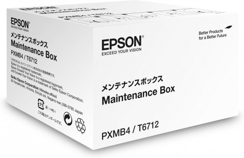 Epson C13T671200 Maintenance Box, unit� di manutenzione