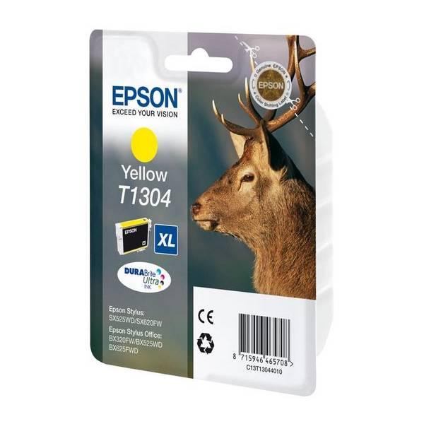 Epson C13T13044010 cartuccia giallo, durata 755 pagine