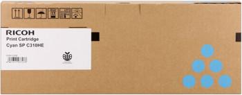 Ricoh 406480 toner cyano alta capacit�, durata 6.000 pagine