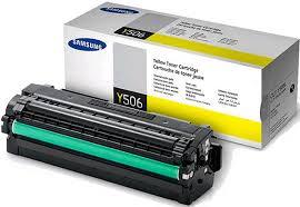 Samsung CLT-Y506L toner giallo, durata 3.500 pagine