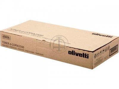 Olivetti b0706 toner nero 20.000p