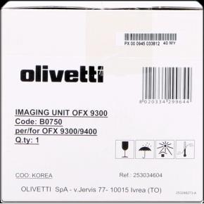 Olivetti b0750 toner nero 2.400p
