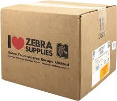 Zebra 3007202-T-12PCK Etichette 12 Rotoli, 2000T, 57x51 mm, 1370 Et./Rotolo