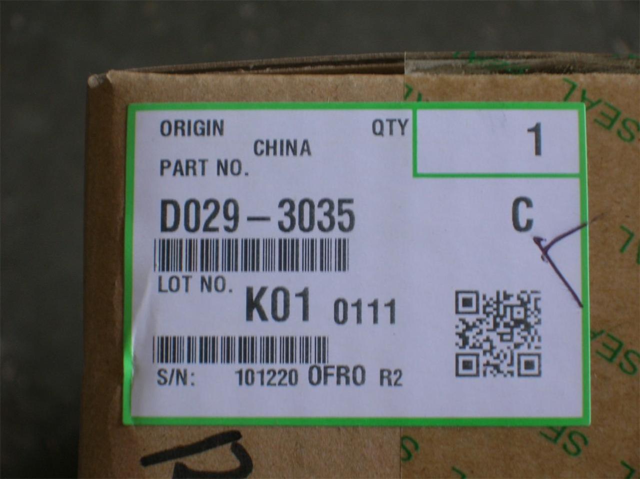 Infotec D029-3035 Development Unit Originale Ciano