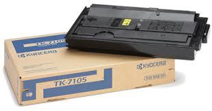 kyocera tk-7105 toner nero durata 20.000 pagine
