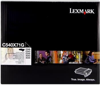 Lexmark C540X71G  Tamburo nero imaging kit: PCU + sviluppatore bk