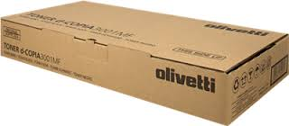 Olivetti b0878 toner nero, durata 20.000 pagine
