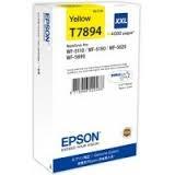 toner e cartucce - C13T789440 Cartuccia d'inchiostro giallo 34.2ml, ~4000 pagine, XXL