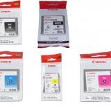 toner e cartucce - pfi-102x Multipack 5 cartucce: cyano-magenta-giallo-nero- nero opaco (130ml)