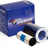 toner e cartucce - 800015-540 YMCKO 4 nastri colorati per 330 Carte