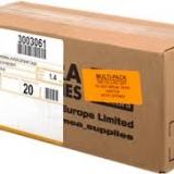 toner e cartucce - 3003061-20PCK Carta  20 rotoli per ricevute, termo, 1000D80, 50mm x 19m