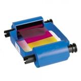 toner e cartucce - 800017-240 YMCKO 4 nastri colorati per 200 Carte