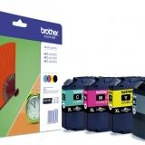 toner e cartucce - LC-129XLVALBPDR Multipack 4 colori: lc129xl+lc125xl, bk-c-m-y