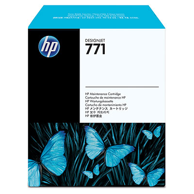 Hp ch644 Cartuccia manutenzione HP771