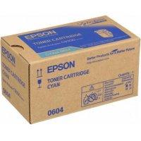Epson C13S050604 toner cyano, durata 7.500 pagine