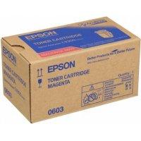 Epson C13S050603 toner magenta, durata 7.500 pagine
