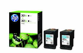 Hp D8J45AE Multipack nero 2 x HP 301 XL nero, 2 cartucce da 480 pagine