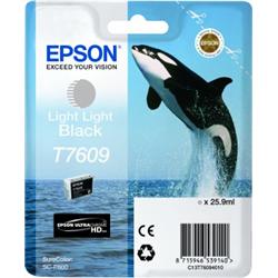 Epson C13T76094010 Cartuccia d'inchiostro light light black 25.9ml,