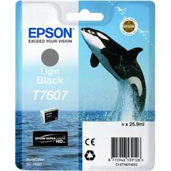 Epson C13T76074010 Cartuccia d'inchiostro nero (chiaro) 25.9ml
