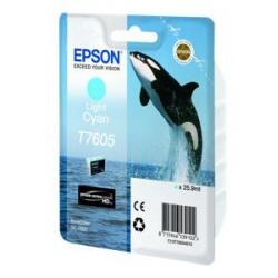 Epson C13T76054010 Cartuccia d'inchiostro ciano (chiaro) 25.9ml