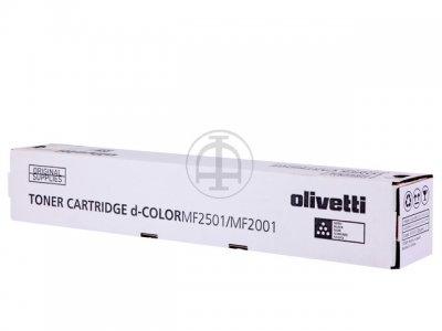 Olivetti B0990 toner nero, durata 12.000 pagine