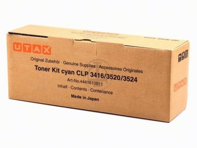 Utax-Triumph Adler 4441610111 toner cyano, durata 8.000 pagine