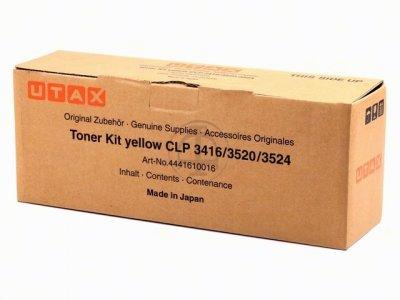 Utax-Triumph Adler 4441610116 toner giallo, durata 8.000 pagine