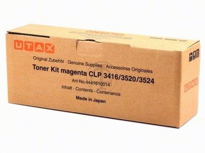 Utax-Triumph Adler 4441610114 toner magenta, durata 8.000 pagine