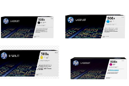 toner e cartucce - cf36xset Multipack originale 4 colori: cyano-magenta-giallo-nero, alta capacit� serie X.