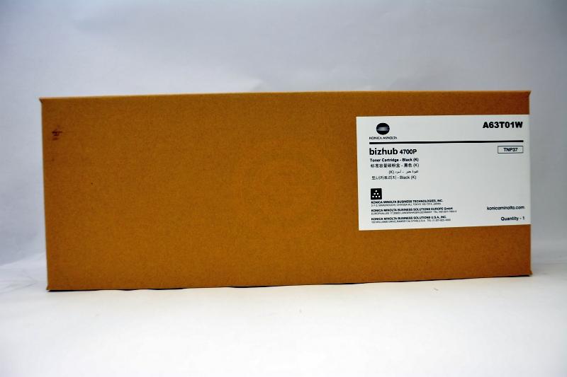 konica Minolta A6VK01W toner nero, durata 20.000 pagine
