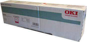 Oki 44059230 toner magenta, durata indicata 9.000 pagine
