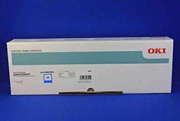 toner e cartucce - 45862821 toner cyano, durata indicata 10.000 pagine