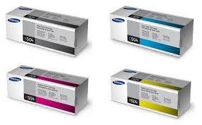Samsung CLT-P504C Multipack 4 colori originali : cyano, magenta, giallo, nero