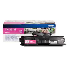 Brother tn-321m toner magenta, durata 1.500 pagine