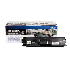 Brother tn-326bk toner nero, durata 4.000 pagine