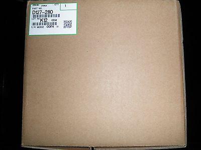 Ricoh D127-2110 tamburo di stampa nero, durata 45.000 pagine
