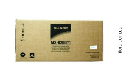 Sharp MX-B20GT1 toner nero, durata 8.000 pagine