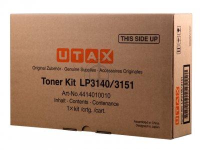 Utax-Triumph Adler 4414010010 toner nero, durata indicata  40.000 pagine