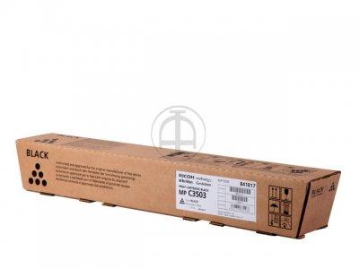 Nashuatec 841817 toner originale nero, durata 24.000 pagine