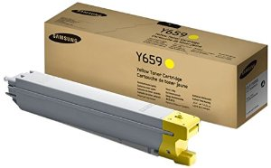 Samsung CLT-Y659S toner originale giallo, durata 20.000 pagine