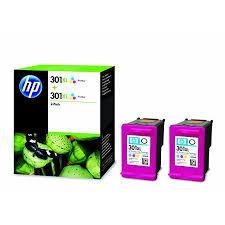 Hp D8J46AE Multipack colore 2 x HP 301 XL colore, 2 cartucce da 330 pagine