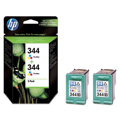 Hp C9505EE confezione multicolore 2x C9363EE (HP 344)