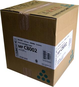 Ricoh 841787 toner cyano, durata 29.000 pagine
