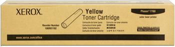 Xerox 106r01162 toner originale giallo, durata 25.000 pagine
