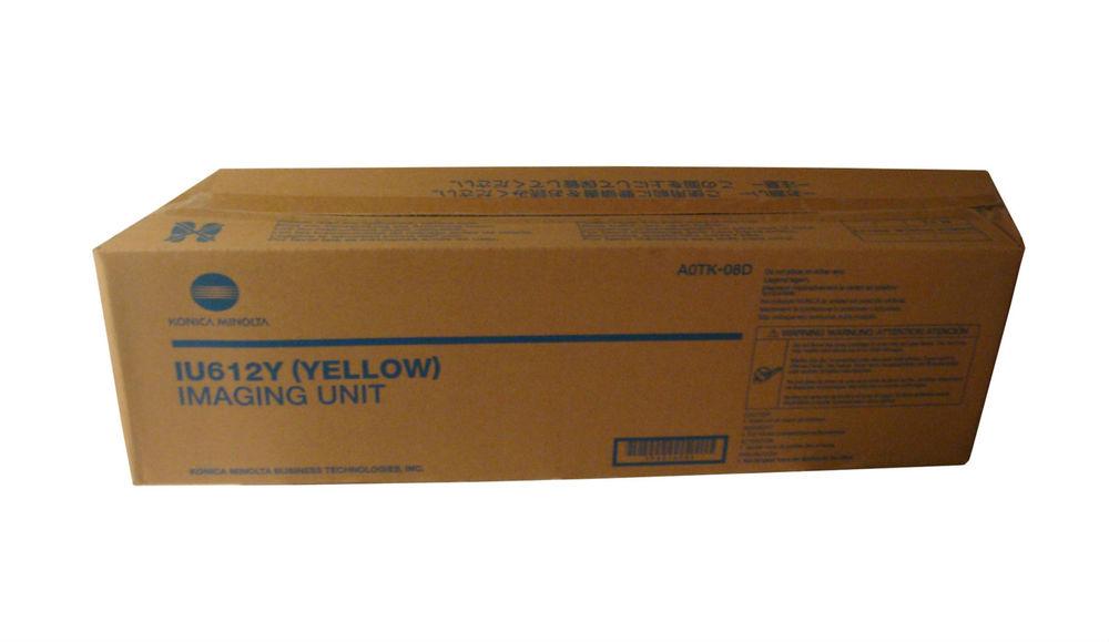 konica Minolta A0TK08D Imaging Unit Originale Giallo