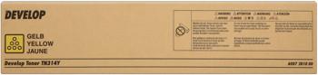 Develop A0D72D1  Toner originale giallo, durata 20.000 pagine